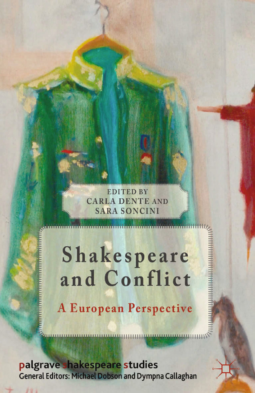 Dente, Carla - Shakespeare and Conflict, ebook