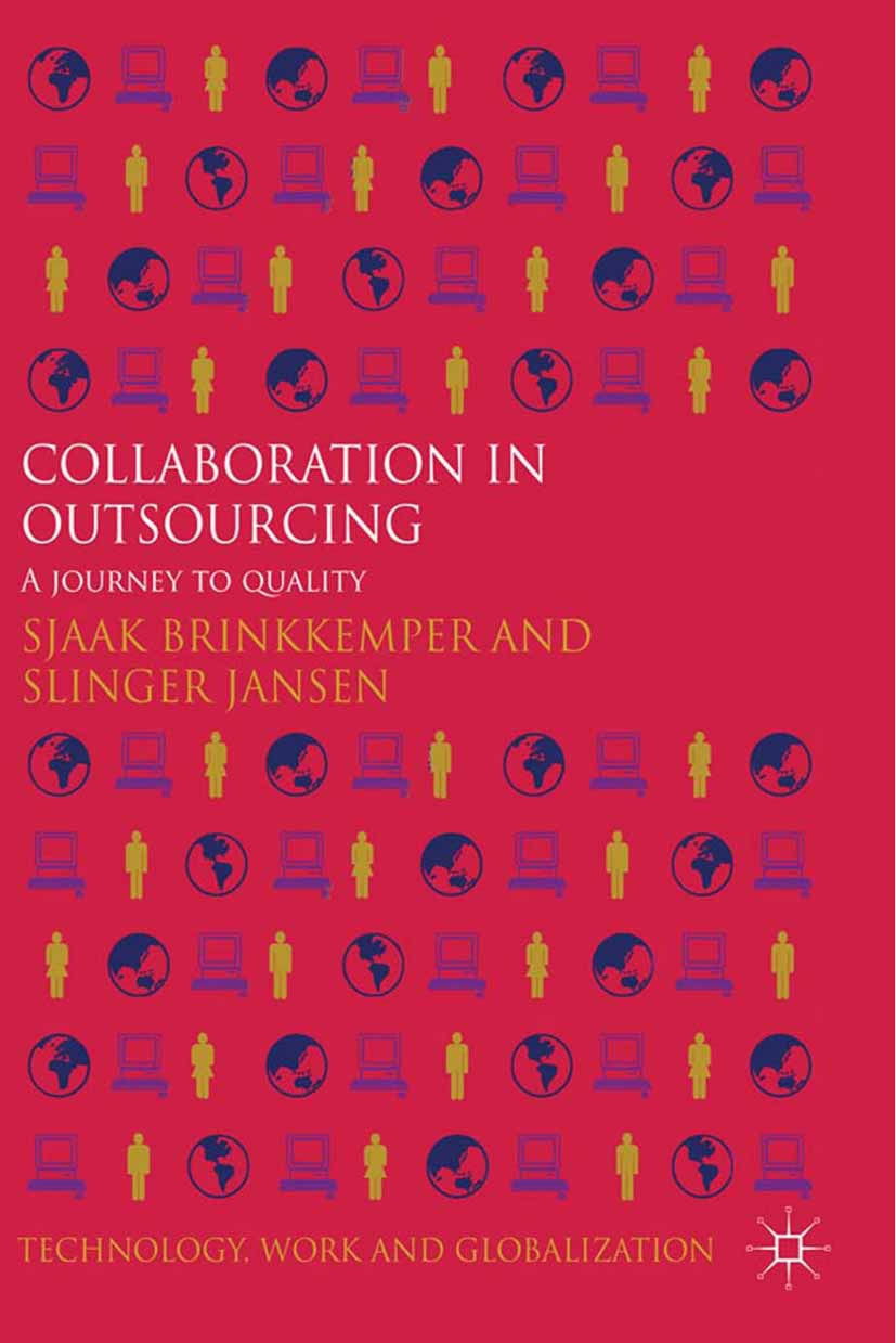 Brinkkemper, Sjaak - Collaboration in Outsourcing, ebook