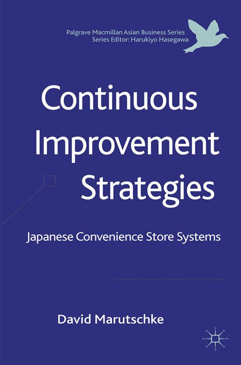 Marutschke, David - Continuous Improvement Strategies, e-bok