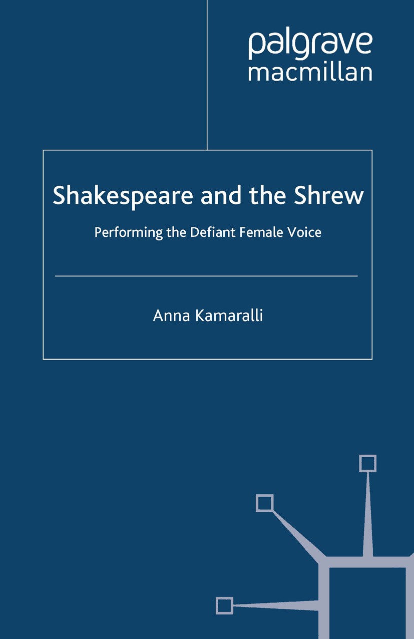 Kamaralli, Anna - Shakespeare and the Shrew, ebook