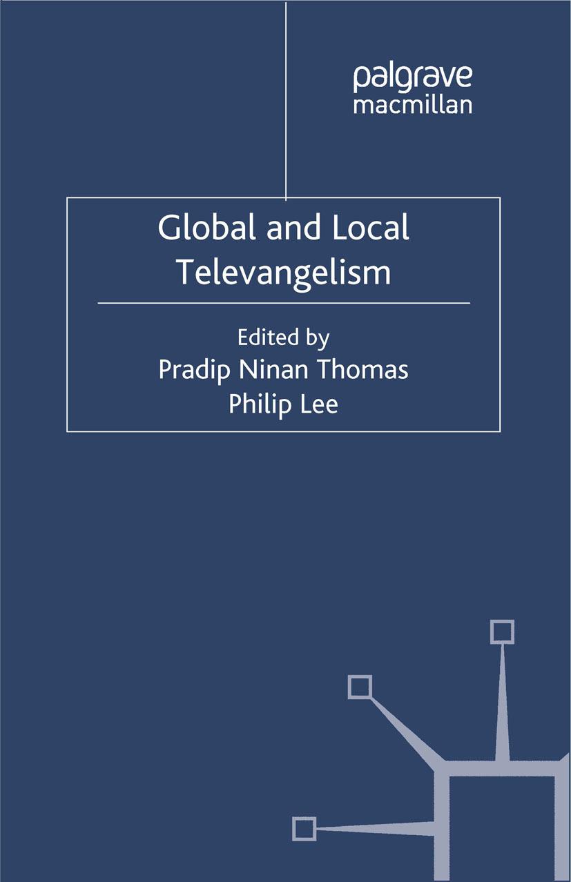 Lee, Philip - Global and Local Televangelism, ebook
