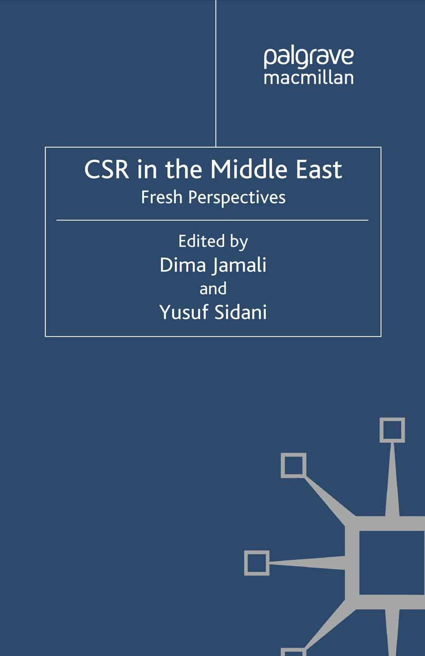 Jamali, Dima - CSR in the Middle East, ebook