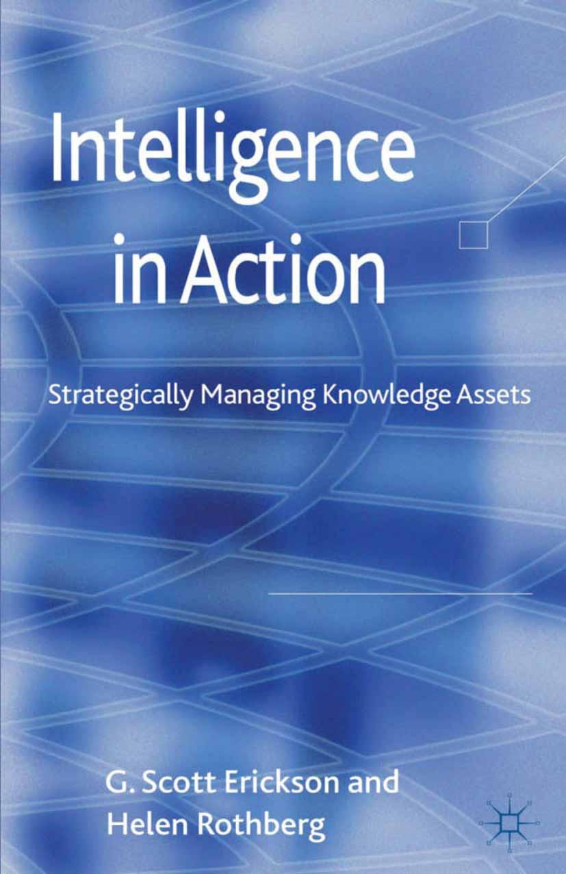 Erickson, G. Scott - Intelligence in Action, ebook