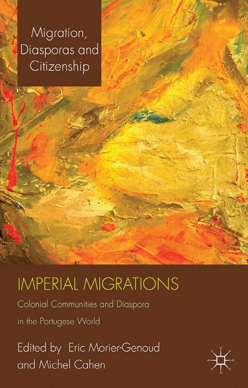 Cahen, Michel - Imperial Migrations, ebook