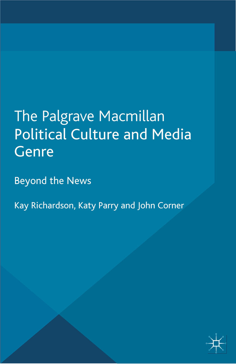 Corner, John - Political Culture and Media Genre, ebook