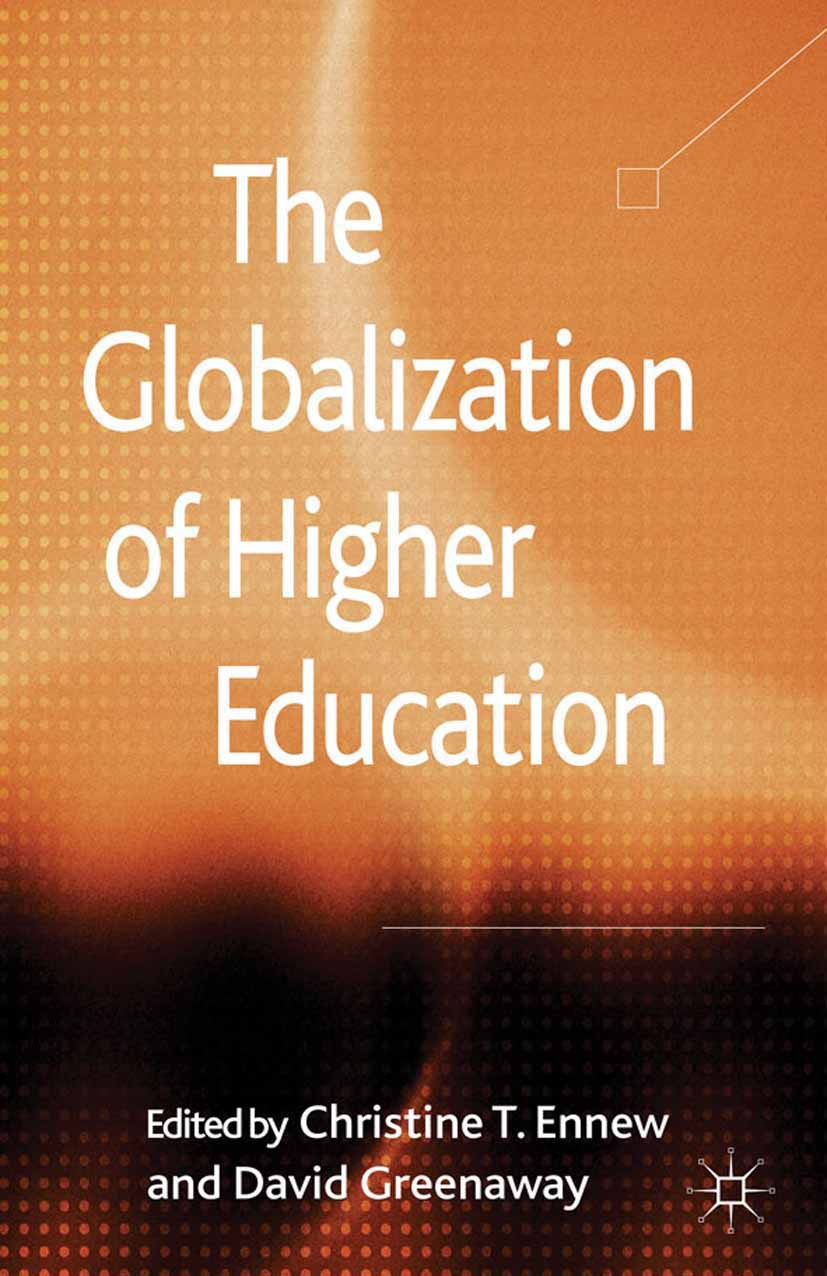 Ennew, Christine T. - The Globalization of Higher Education, ebook