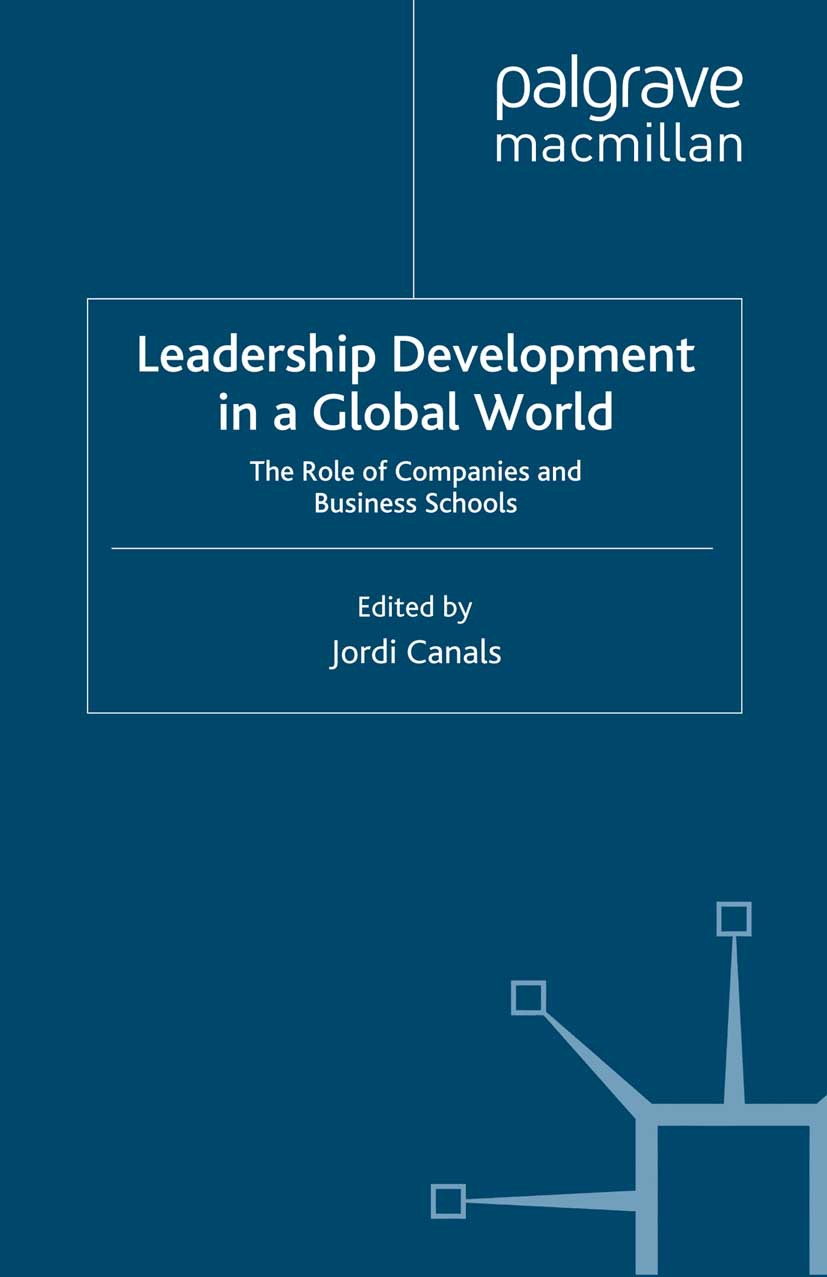 Canals, Jordi - Leadership Development in a Global World, ebook