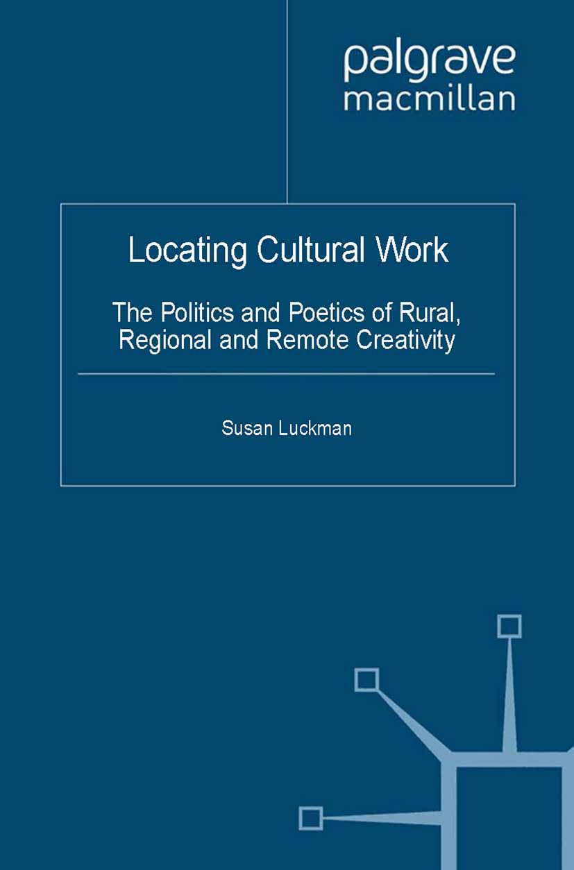 Luckman, Susan - Locating Cultural Work, ebook