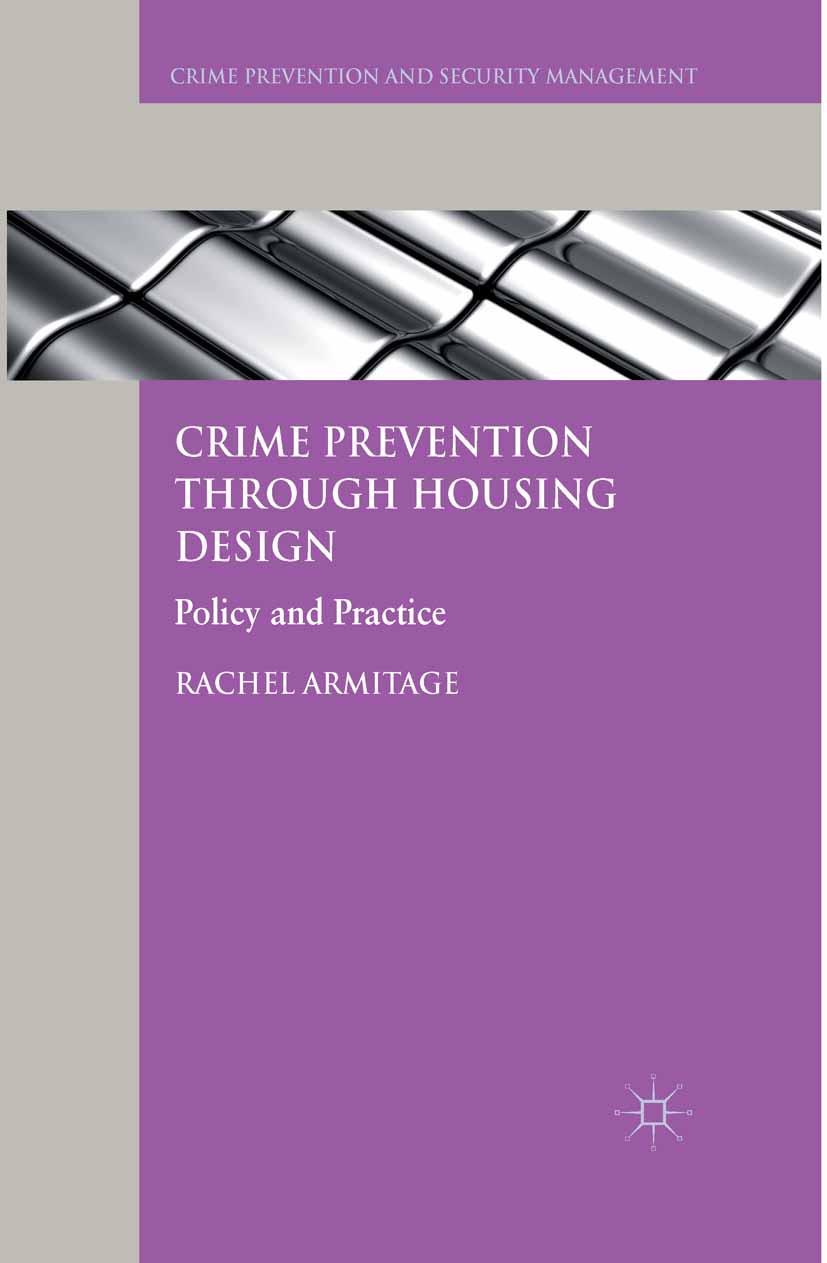 Armitage, Rachel - Crime Prevention through Housing Design, ebook