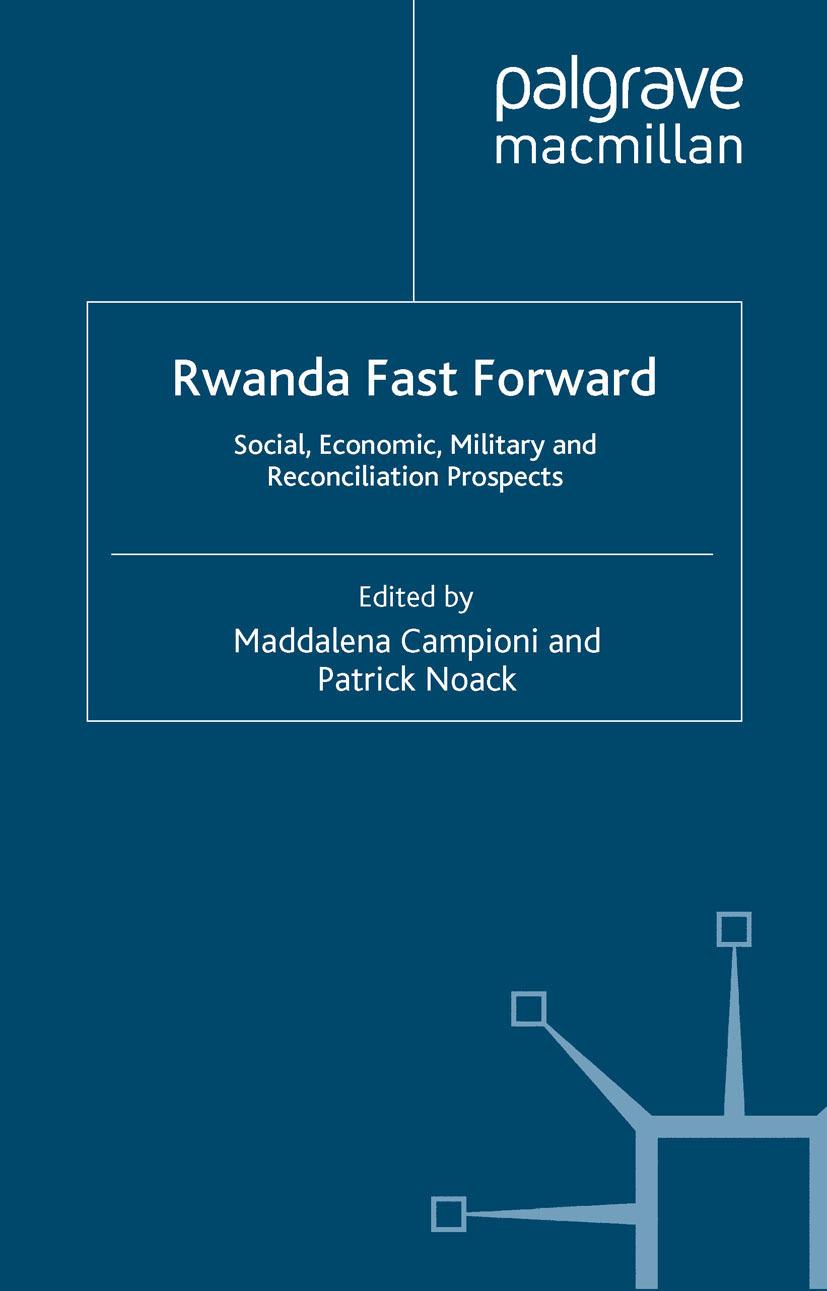 Campioni, Maddalena - Rwanda Fast Forward, ebook