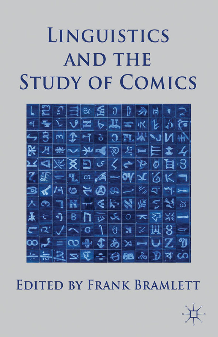 Bramlett, Frank - Linguistics and the Study of Comics, ebook