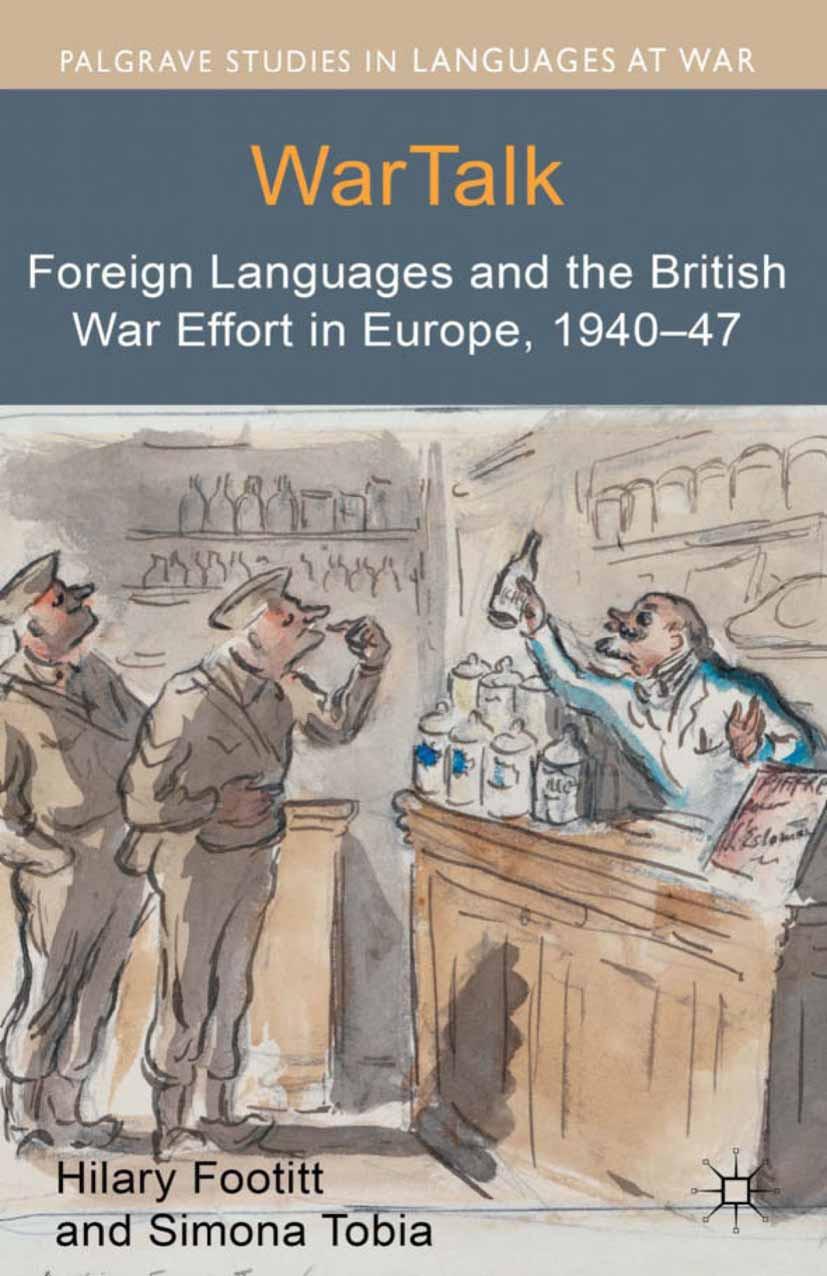 Footitt, Hilary - WarTalk, ebook
