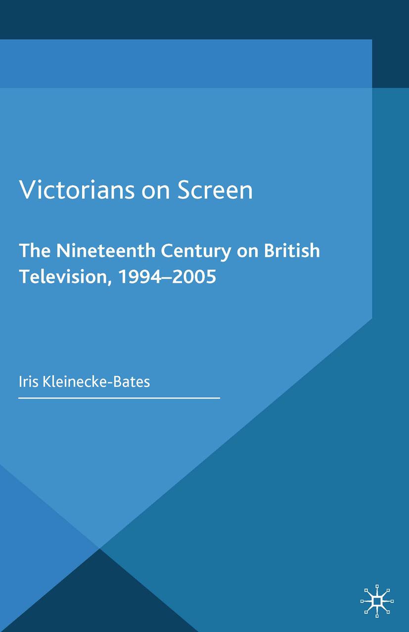 Kleinecke-Bates, Iris - Victorians on Screen, ebook