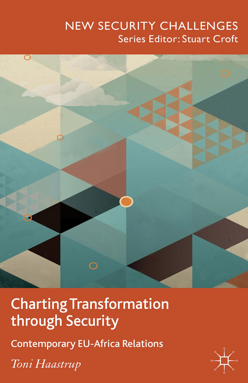 Haastrup, Toni - Charting Transformation through Security, ebook
