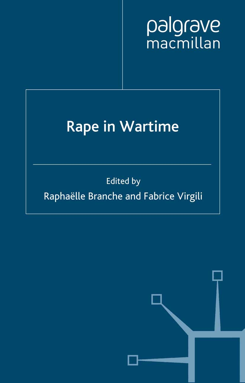 Branche, Raphaëlle - Rape in Wartime, e-bok