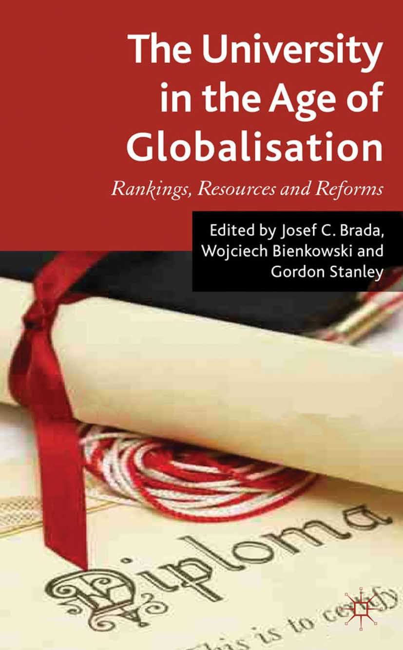 Bienkowski, Wojciech - The University in the Age of Globalization, ebook