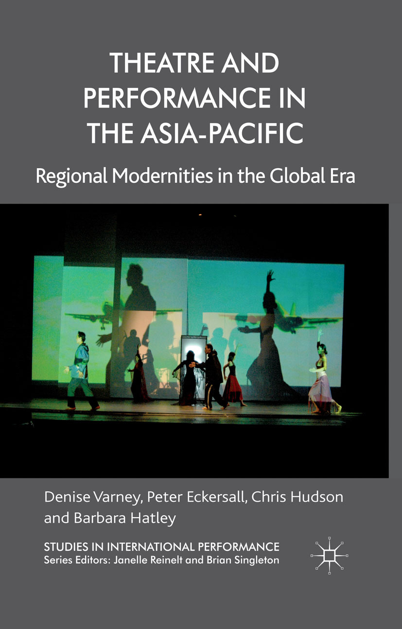 Eckersall, Peter - Theatre and Performance in the Asia-Pacific, ebook