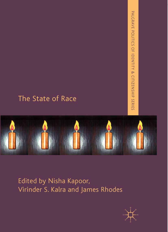 Kalra, Virinder S. - The State of Race, ebook