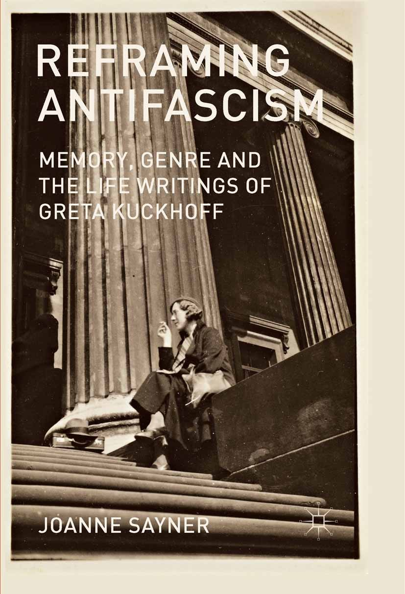 Sayner, Joanne - Reframing Antifascism, ebook