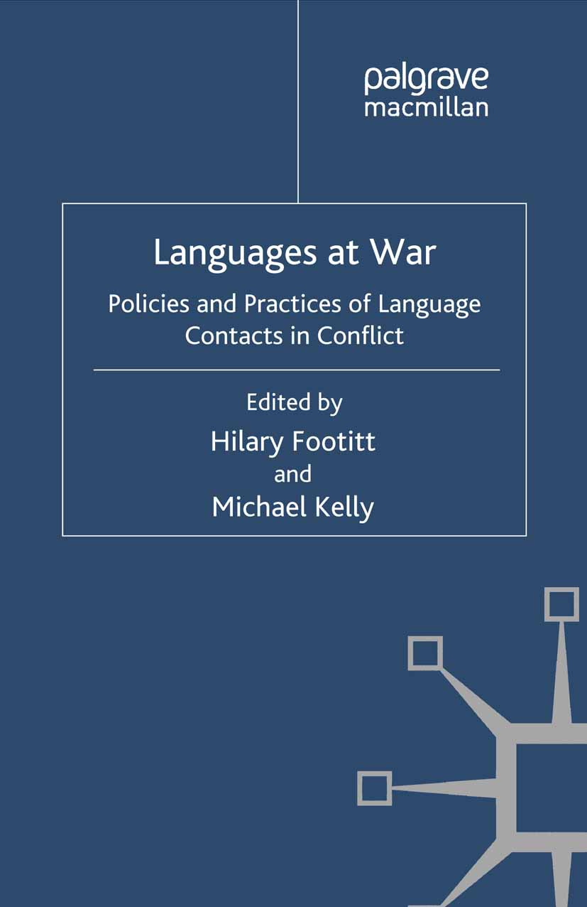 Footitt, Hilary - Languages at War, ebook