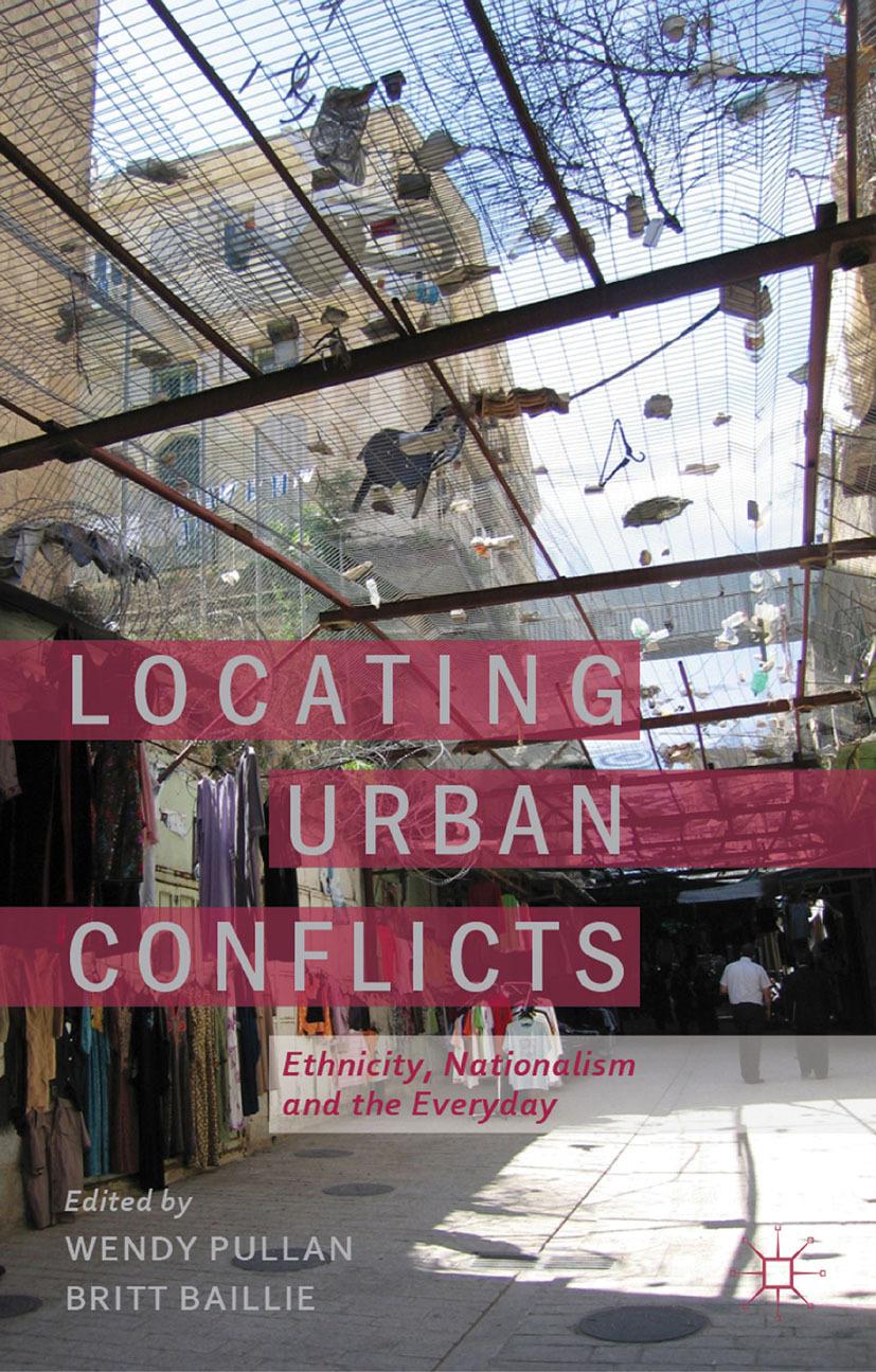 Baillie, Britt - Locating Urban Conflicts, ebook