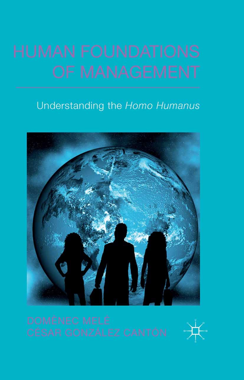 Cantón, César González - Human Foundations of Management, ebook