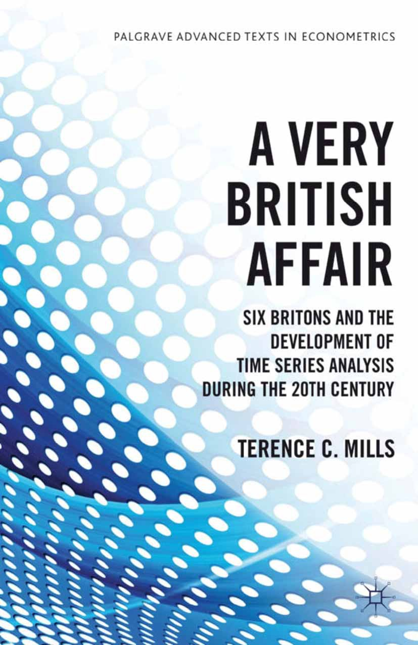 Mills, Terence C. - A Very British Affair, ebook