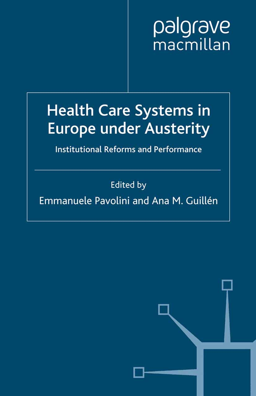 Guillén, Ana M. - Health Care Systems in Europe under Austerity, ebook