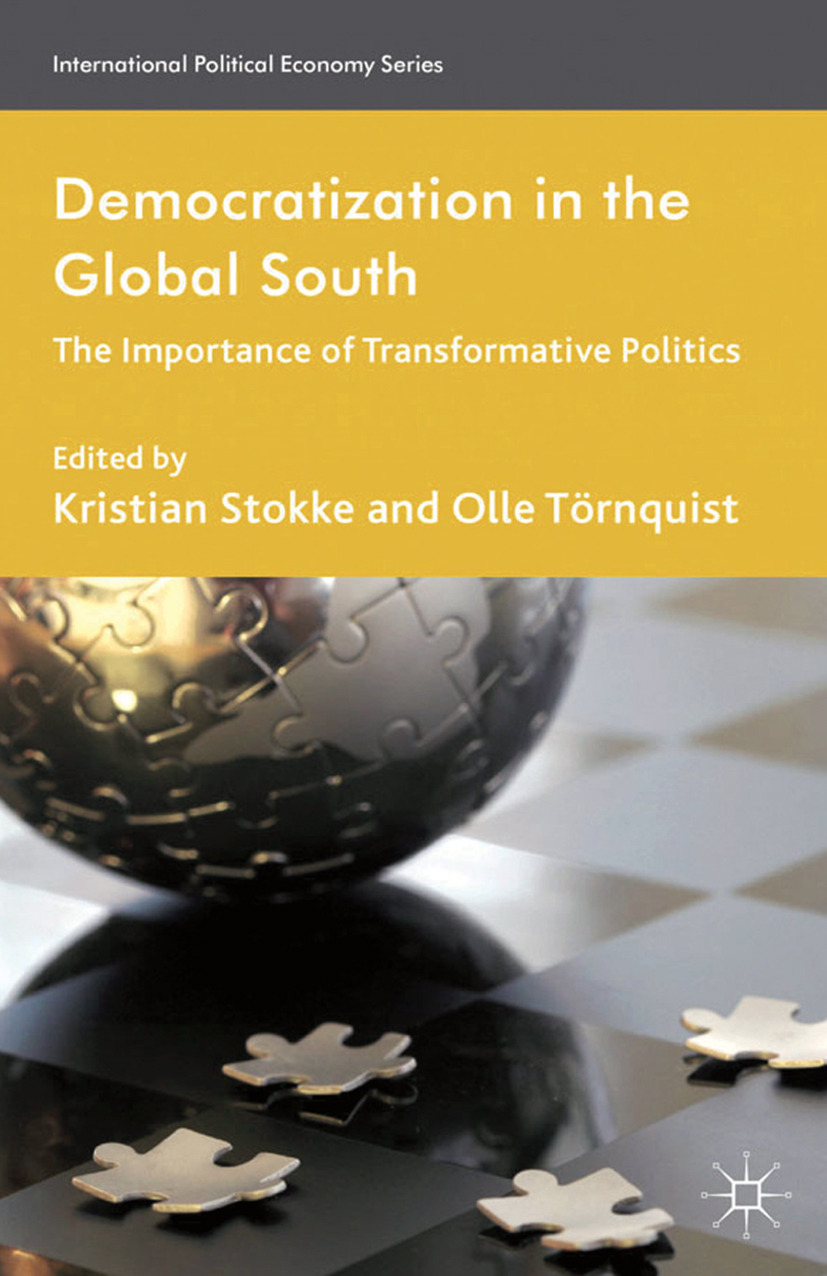Stokke, Kristian - Democratization in the Global South, ebook