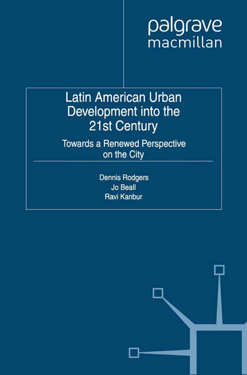 Beall, Jo - Latin American Urban Development into the 21st Century, e-bok