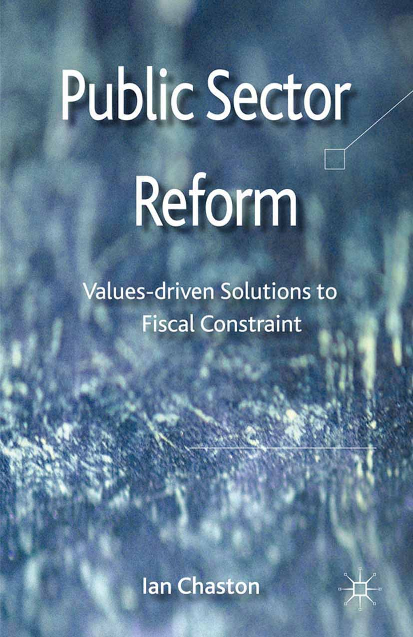 Chaston, Ian - Public Sector Reformation, ebook