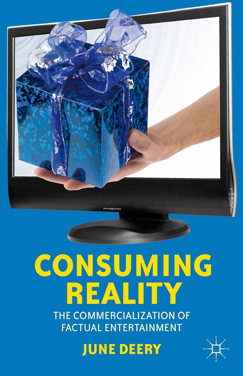 Deery, June - Consuming Reality, ebook