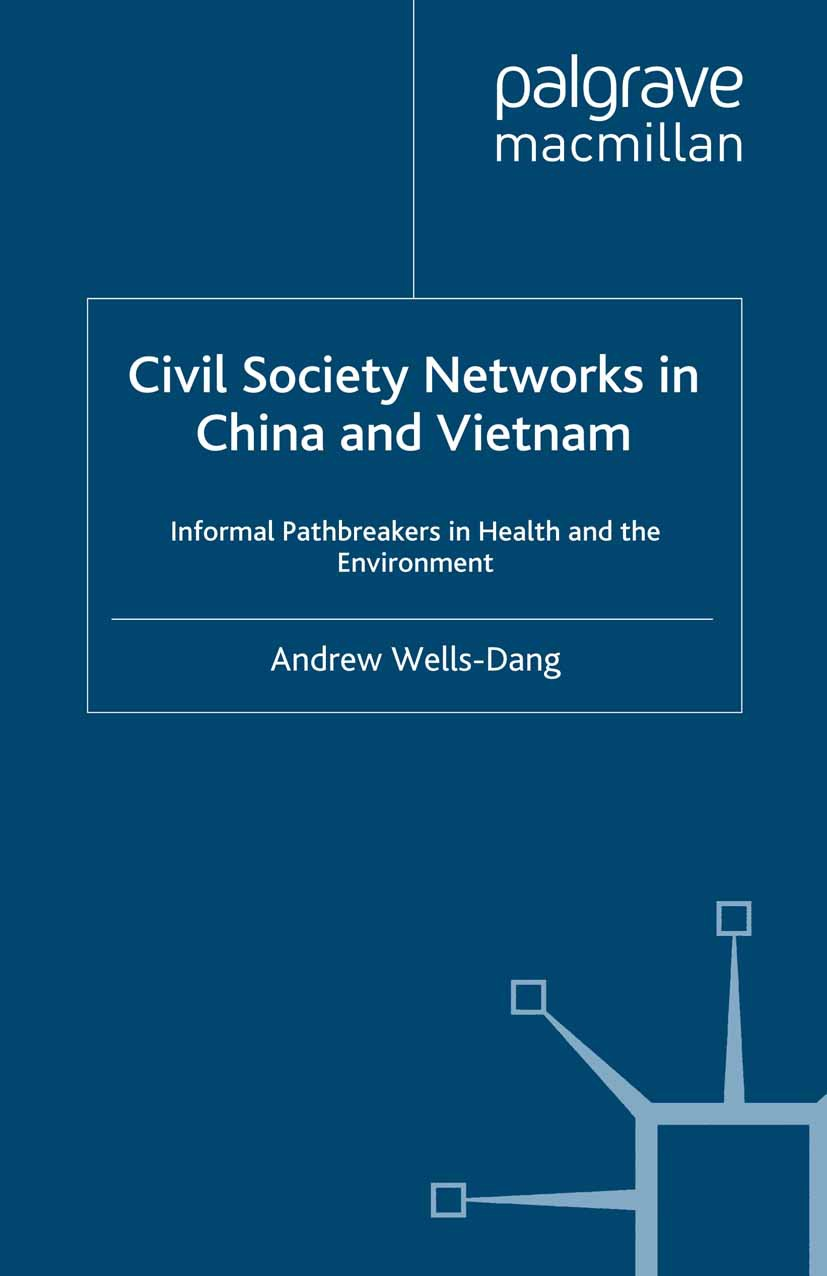 Wells-Dang, Andrew - Civil Society Networks in China and Vietnam, ebook