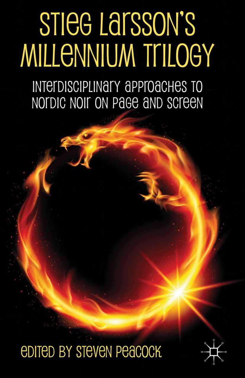 Peacock, Steven - Stieg Larsson's Millennium Trilogy, ebook