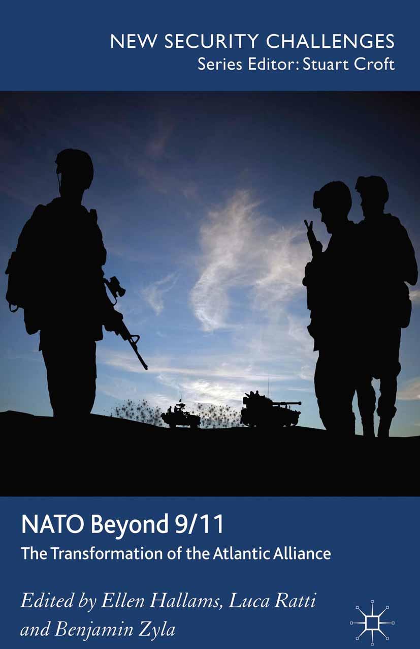 Hallams, Ellen - NATO beyond 9/11, ebook
