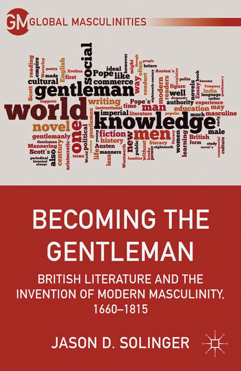 Solinger, Jason D. - Becoming the Gentleman, ebook