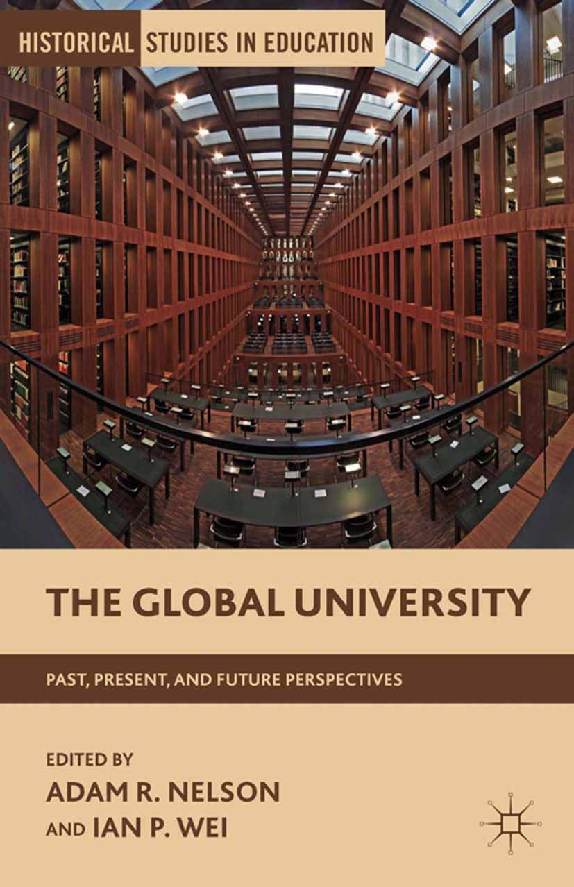 Nelson, Adam R. - The Global University, ebook