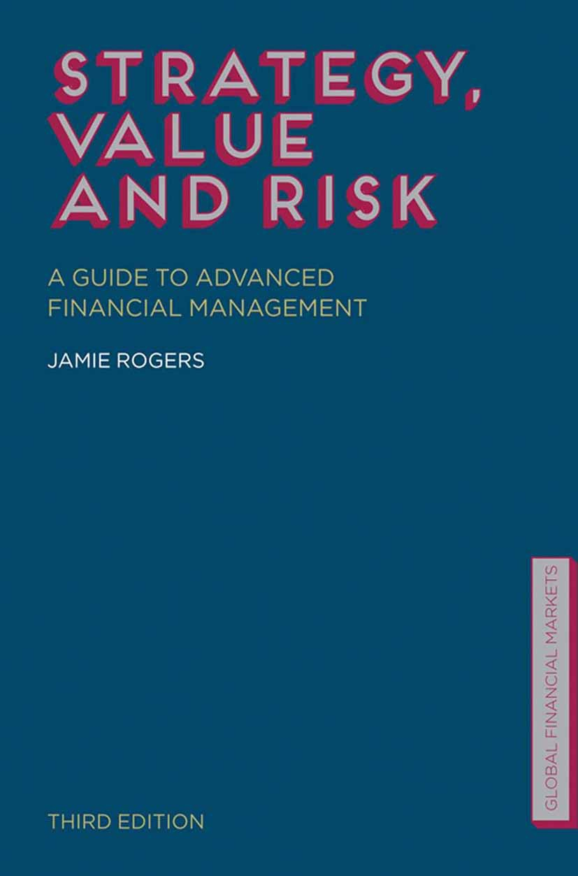 Rogers, Jamie - Strategy, Value and Risk, ebook