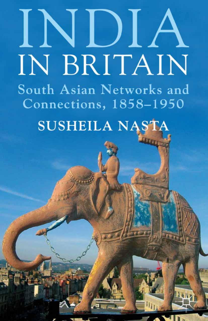 Nasta, Susheila - India in Britain, e-kirja