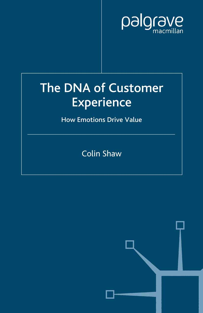 Shaw, Colin - The DNA of Customer Experience, ebook