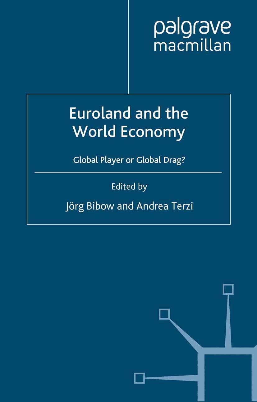 Bibow, Jörg - Euroland and the World Economy, ebook