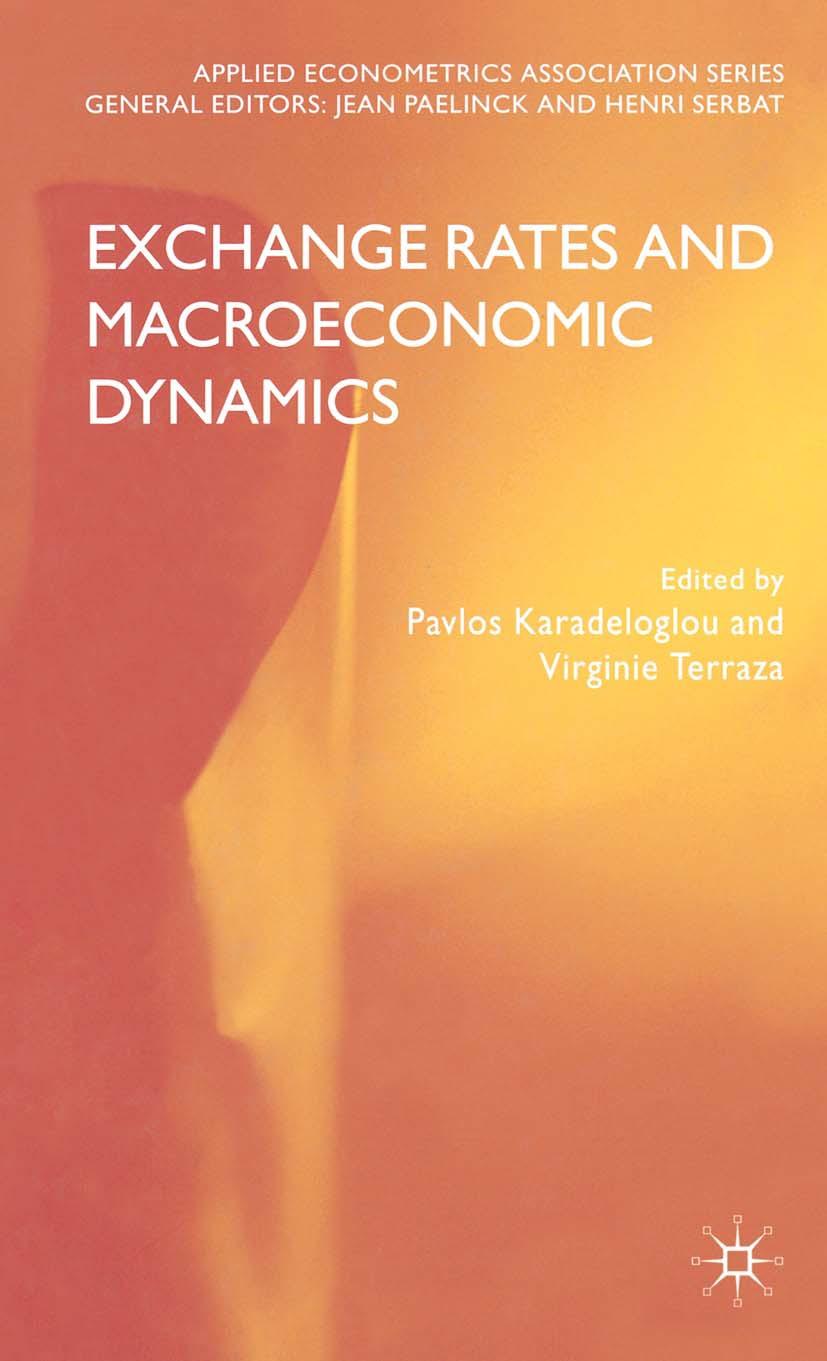 Karadeloglou, Pavlos - Exchange Rates and Macroeconomic Dynamics, ebook