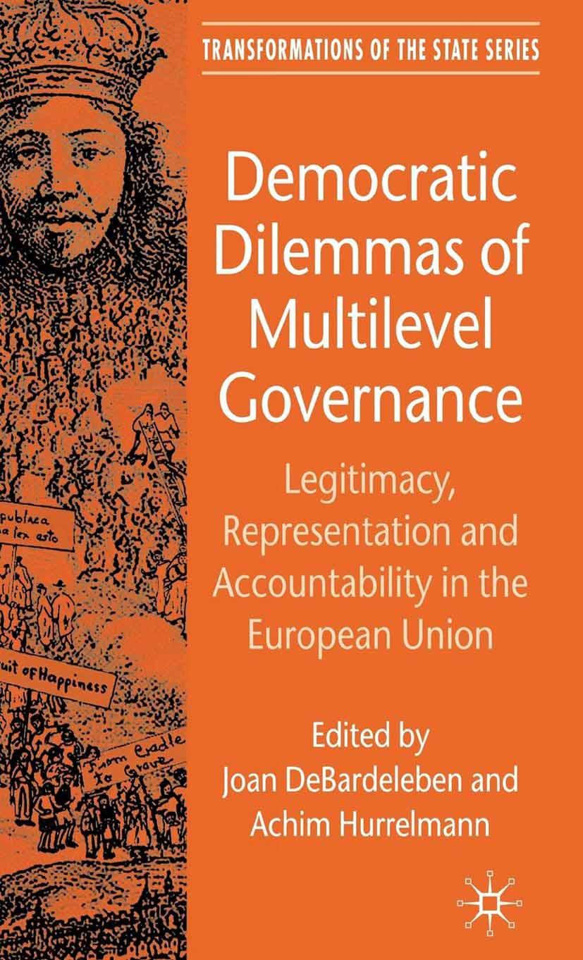 DeBardeleben, Joan - Democratic Dilemmas of Multilevel Governance, ebook