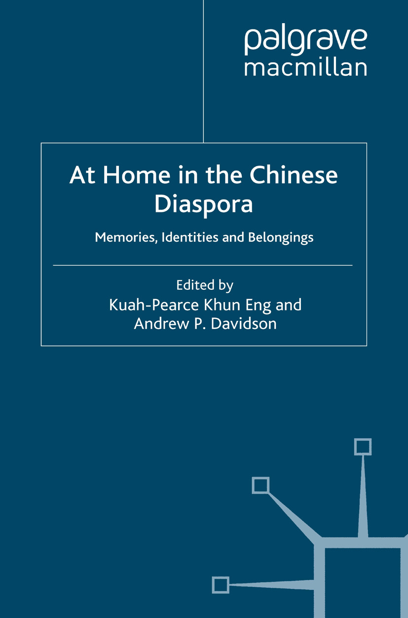Davidson, Andrew P. - At Home in the Chinese Diaspora, ebook