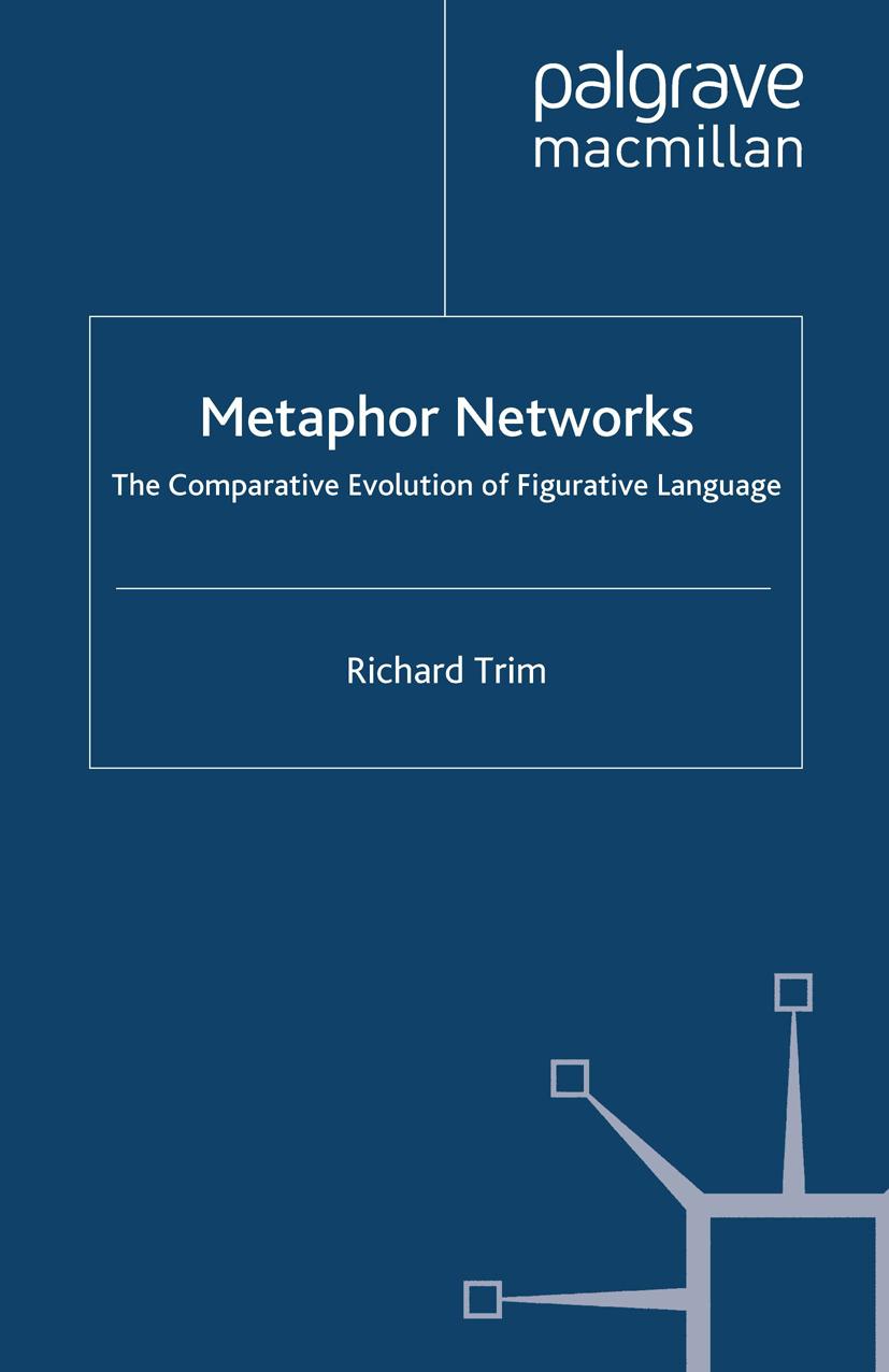 Trim, Richard - Metaphor Networks, ebook