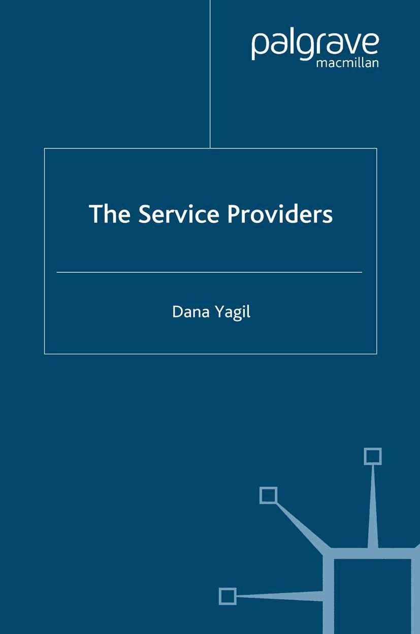 Yagil, Dana - The Service Providers, ebook