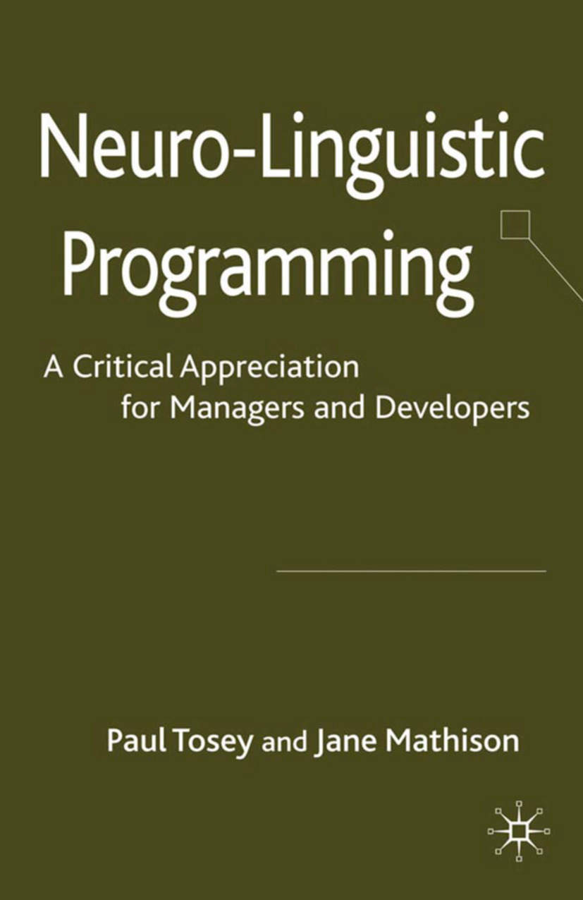 Mathison, Jane - Neuro-Linguistic Programming, ebook