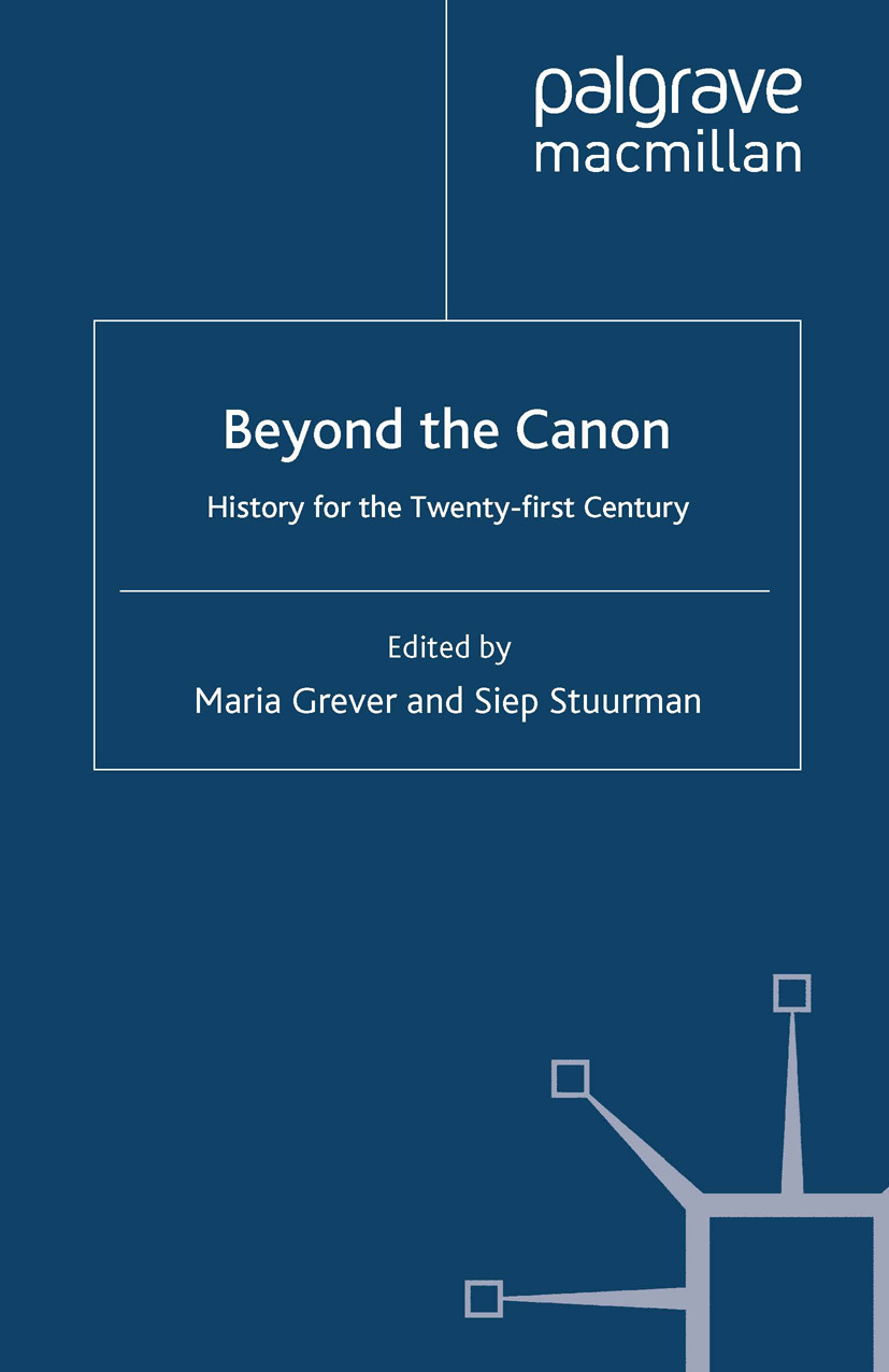 Grever, Maria - Beyond the Canon, ebook