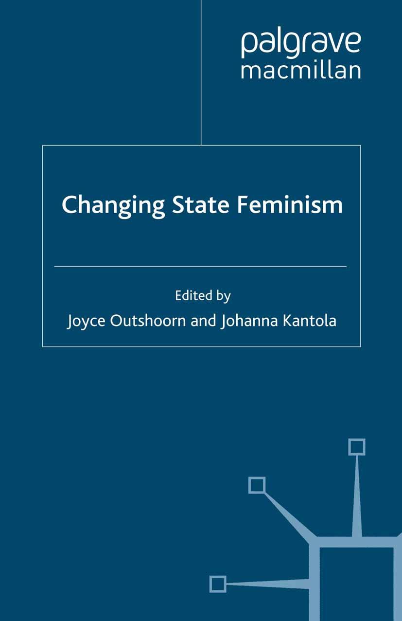 Kantola, Johanna - Changing State Feminism, e-bok