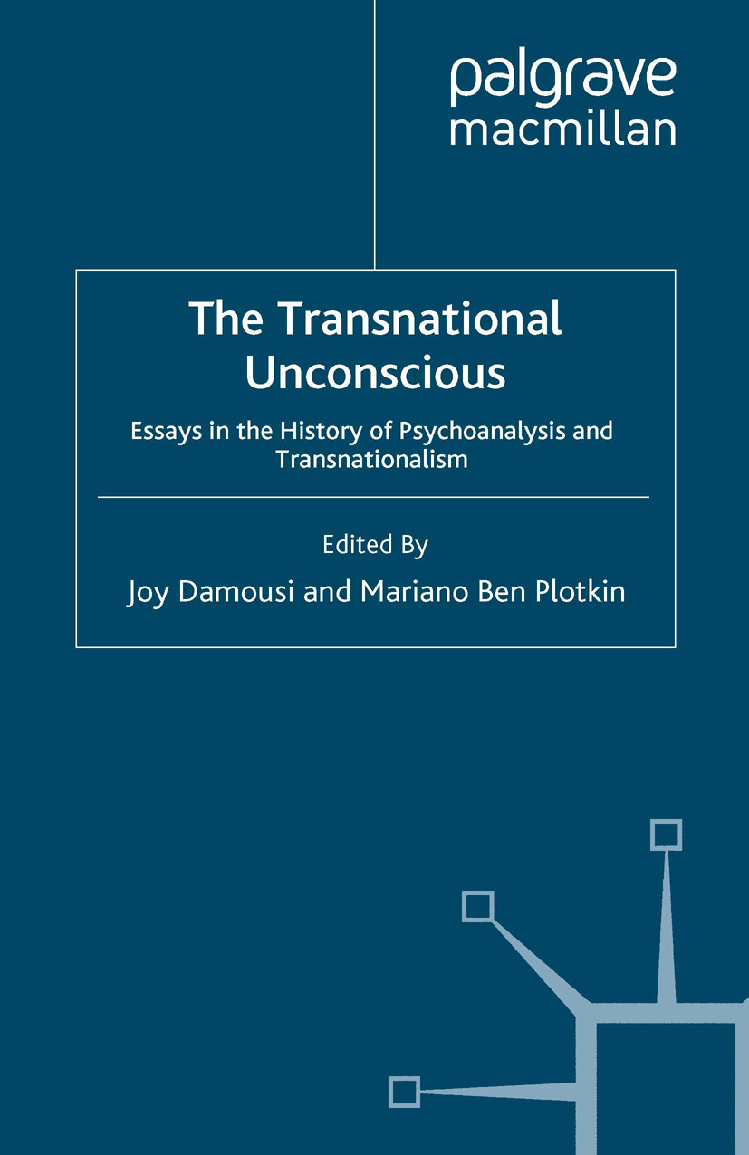 Damousi, Joy - The Transnational Unconscious, ebook